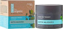 Parfumuri și produse cosmetice Cremă revigorantă pentru față - Be Organic Face Cream