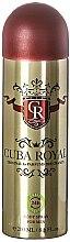 Parfumuri și produse cosmetice Cuba Royal - Deodorant