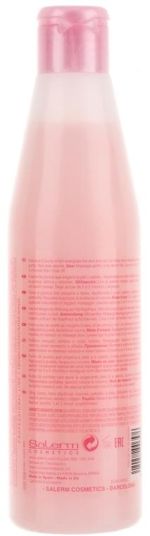Șampon hidratant - Salerm Linea SPA Purificante Shampoo  — Imagine N2