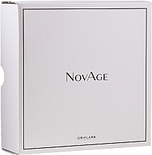 Parfumuri și produse cosmetice Set  - Oriflame NovAge Ecollagen Wrinkle Power (cl/gel150ml + eye/cr15ml + ser/30ml + cr/2x50ml)