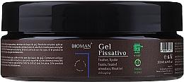 Parfumuri și produse cosmetice Gel de păr - BioMAN Fixative Gel