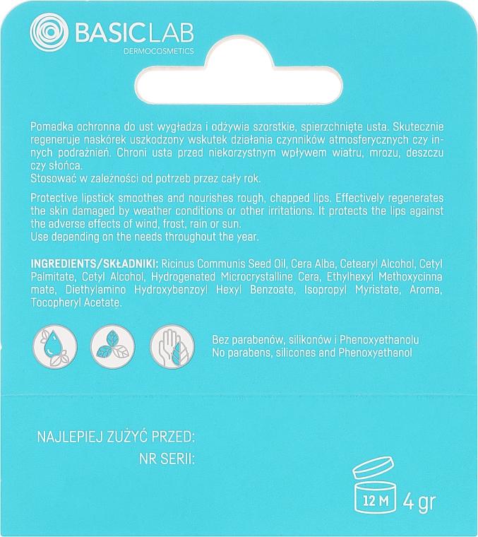 Ruj protector de buze - BasicLab Dermocosmetics Famillias — Imagine N3