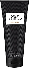 Parfumuri și produse cosmetice David Beckham Classic Hair & Body Wash - Șampon-gel de duș
