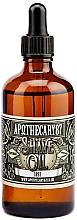 Parfumuri și produse cosmetice Ulei de bărbierit - Apothecary 87 Shave Oil 1893