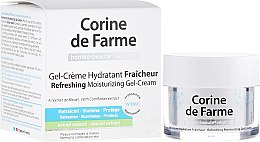 Parfumuri și produse cosmetice Cremă de față - Corine de Farme