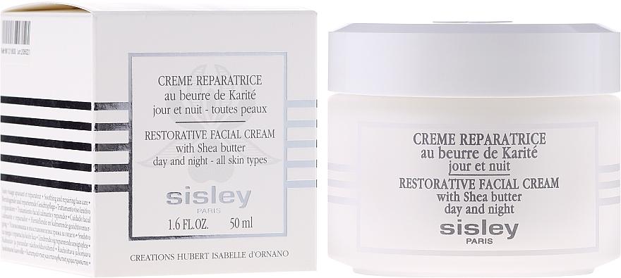 Cremă regeneratoare - Sisley Botanical Restorative Facial Cream With Shea Butter — Imagine N1