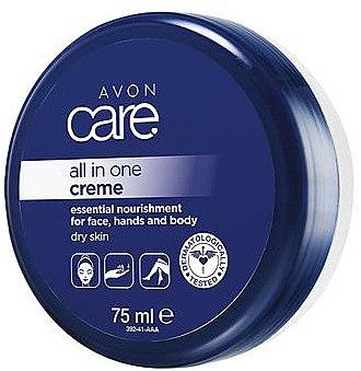 Cremă nutritivă pentru față - Avon Care All In One Creame