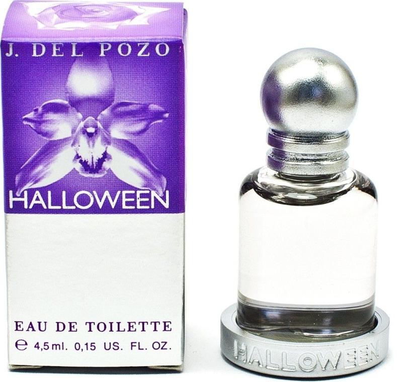 Jesus Del Pozo Halloween - Apă de toaletă (mini) — Imagine N1