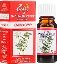 Parfumuri și produse cosmetice Ulei esențial de chimen - Etja
