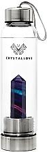 Parfumuri și produse cosmetice Sticlă cu cristal de fluorit irizat, 500 ml - Crystallove