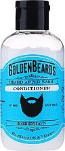 Parfumuri și produse cosmetice Condiţioner pentru barbă - Golden Beards Beard Wash Conditioner