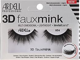 Parfumuri și produse cosmetice Gene false - Ardell 3D Faux Mink 854
