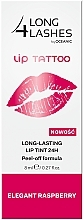 Parfumuri și produse cosmetice Tint rezistentă pentru buze - Long4Lashes Lip Tattoo Long Lasting Lip Tint 24h