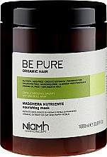 Parfumuri și produse cosmetice Mască de păr - Niamh Hairconcept Be Pure Nourishing Mask