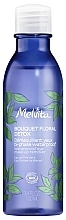 Parfumuri și produse cosmetice Demachiant pentru ochi - Melvita Floral Bouquet Detox Organic Waterproof Eye Makeup Remover