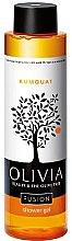 Gel de duș - Olivia Beauty & The Olive Fusion Kumquat Shower Gel — Imagine N1