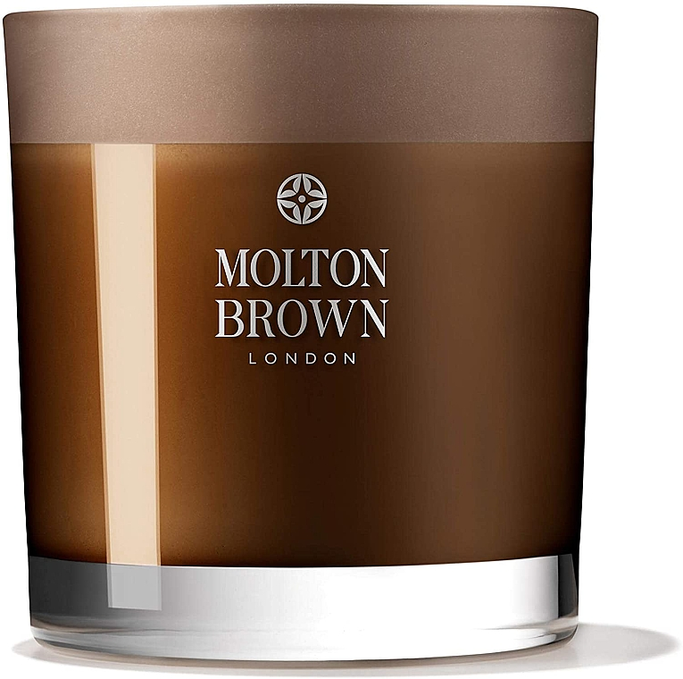 Molton Brown Black Peppercorn Three Wick Candle - Lumânare aromată, 3 fitile — Imagine N2