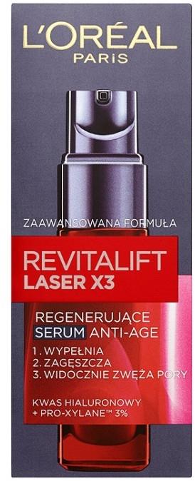 Ser pentru ten anti-îmbătrânire - L'Oreal Paris Revitalift Laser X3