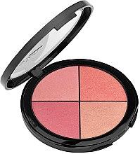 Parfumuri și produse cosmetice Paletă fard de obraz - Aden Cosmetics Blusher Palette