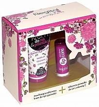 Parfumuri și produse cosmetice Set - Regital Hand & Lips (h/cr/40ml + lip/balm/4.9g)