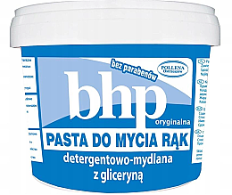 Parfumuri și produse cosmetice Pastă pentru spălarea mâinilor - BHP Handwashing Paste