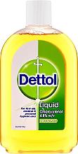 Parfumuri și produse cosmetice Soluție dezinfectantă - Dettol Liquid Antiseptic