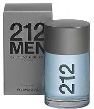 Carolina Herrera 212 For Men - Apă după ras — Imagine N2