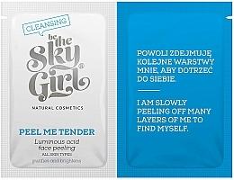 Parfumuri și produse cosmetice Peeling facial - Be The Sky Girl Super Star Peel Me Tender