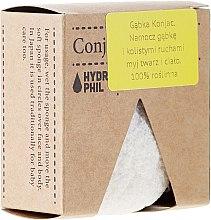 Parfumuri și produse cosmetice Burete pentru curățarea feței - Hydrophil
