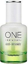 Parfumuri și produse cosmetice Ser pentru față - Holika Holika One Solution Super Energy Ampoule Anti Wrinkle