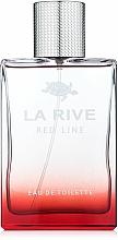 Parfumuri și produse cosmetice La Rive Red Line - Apă de toaletă