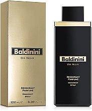 Parfumuri și produse cosmetice Baldinini Or Noir - Deodorant