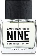 Parfumuri și produse cosmetice American Crew Nine Fragrance For Men - Apă de toaletă