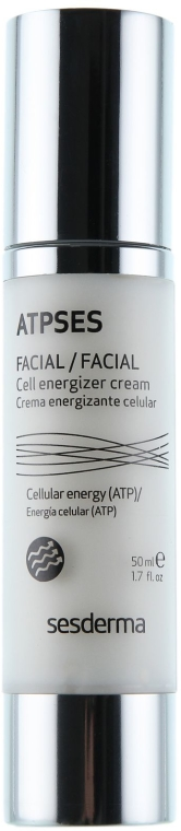 Cremă de față - SesDerma Laboratories Atpses Cell Energizer Cream — Imagine N2