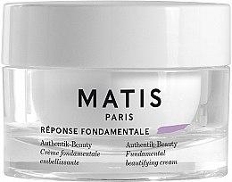 Parfumuri și produse cosmetice Cremă de față - Matis Reponse Fondamentale Authentik-Beauty