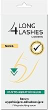 Parfumuri și produse cosmetice Ser pentru unghii - Long4Lashes Nails Phyto Keratin
