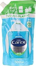 Parfumuri și produse cosmetice Săpun lichid antibacterian - Carex Pure Blue Hand Wash (Refill)