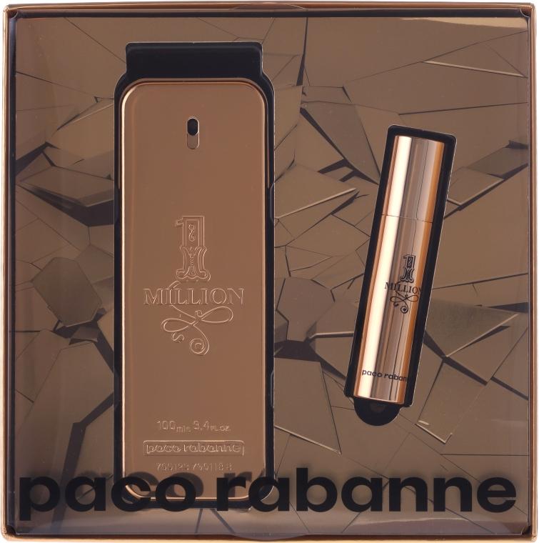 Paco Rabanne 1 Million - Set (edt/100ml + edt/10ml) — Imagine N1