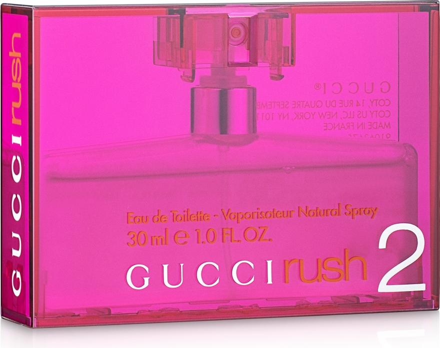 Gucci Rush 2 - Apă de toaletă