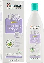 Parfumuri și produse cosmetice Ulei de masaj pentru copii - Himalaya Herbals Baby Massage Oil