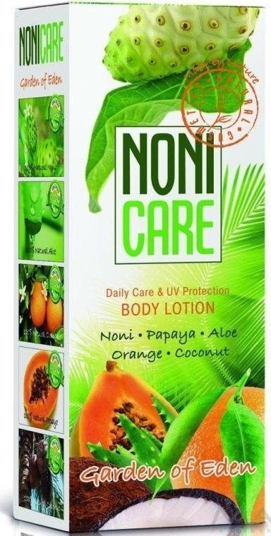 Cremă cu efect de întărire pentru corp, cu filtru UV - Nonicare Garden Of Eden Body Lotion — Imagine N3