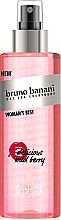 Parfumuri și produse cosmetice Bruno Banani Woman's Best - Spray de corp