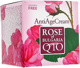 Parfumuri și produse cosmetice Crema antirid - BioFresh Rose of Bulgaria Day Cream Q10