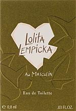 Parfumuri și produse cosmetice Lolita Lempicka Au Masculin - Apă de toaletă (tester)