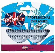Parfumuri și produse cosmetice Set Gene false individuale - Ronney Professional Eyelashes 00037