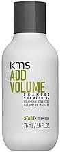 Parfumuri și produse cosmetice Șampon - KMS California AddVolume Shampoo (mini)