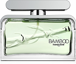 Parfumuri și produse cosmetice Franck Olivier Bamboo for Men - Apă de toaletă