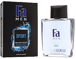 Parfumuri și produse cosmetice Loțiune după ras - Fa Men Sport After Shave