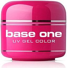 Parfumuri și produse cosmetice Gel de unghii - Silcare Base One Color