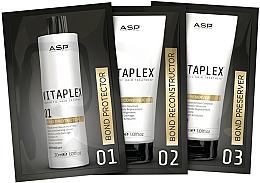Parfumuri și produse cosmetice Set - Affinage Vitaplex Sachet Pillow Box (concentrate/3x30ml)